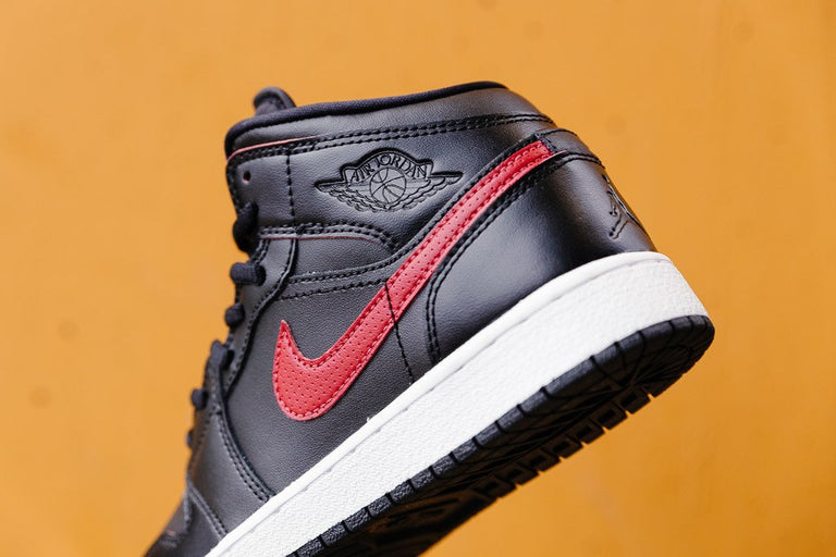 Air Jordan 1 Mid GS 554725-009 - soleheaven digital - 2