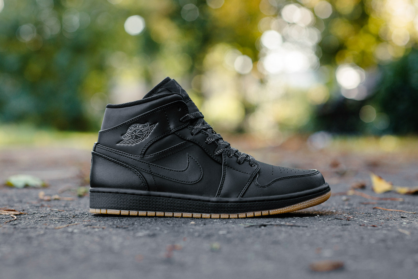 nike air jordan 1 mid web