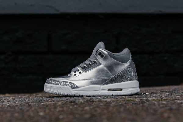 Air Jordan 3 Retro Premium Heiress GG AA1243-020, Basketball, Air Jordan - SOLEHEAVEN
