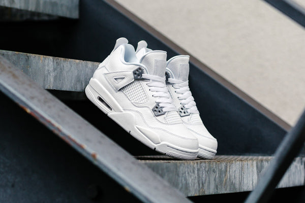 Air Jordan IV Retro GS 'Pure Money' 408452-100