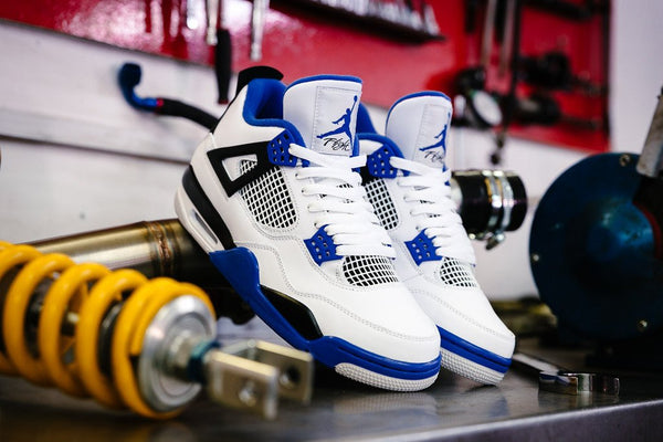 Air Jordan IV 'Motorsport' 308497-117
