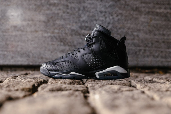 Air Jordan 6 'Black Cat' GS 384665-020 - soleheaven digital - 1