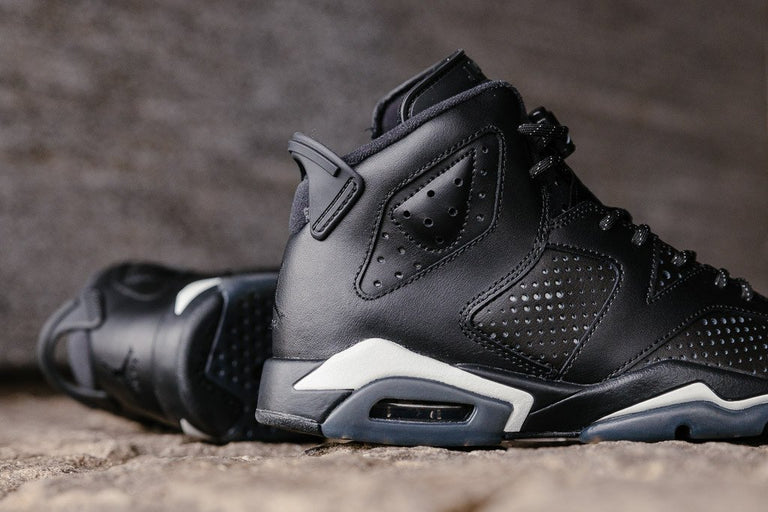 Air Jordan 6 'Black Cat' GS 384665-020 - soleheaven digital - 3