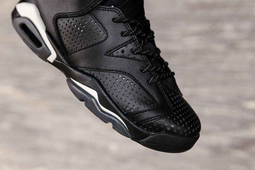 Air Jordan 6 'Black Cat' GS 384665-020 - soleheaven digital - 4