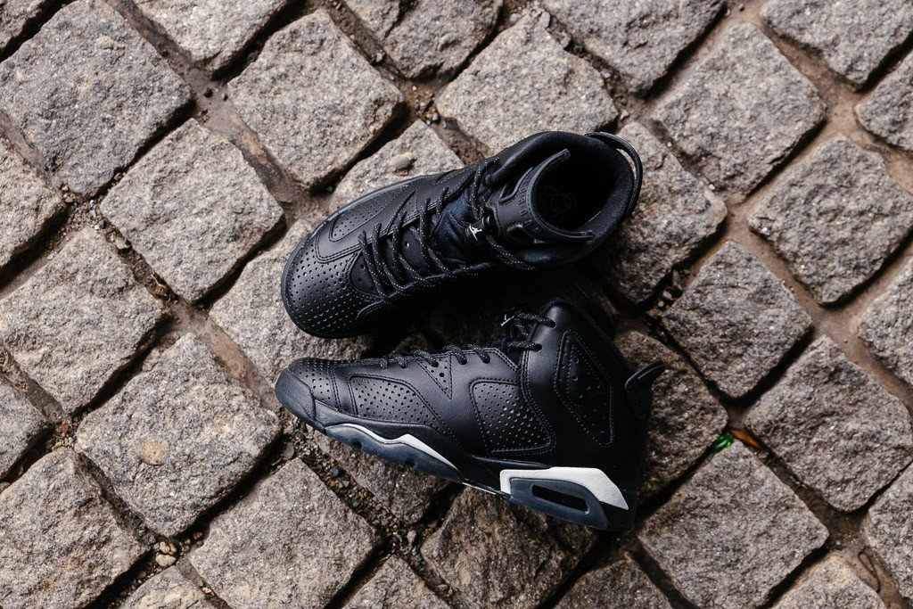 Air Jordan 6 'Black Cat' GS 384665-020 - soleheaven digital - 2