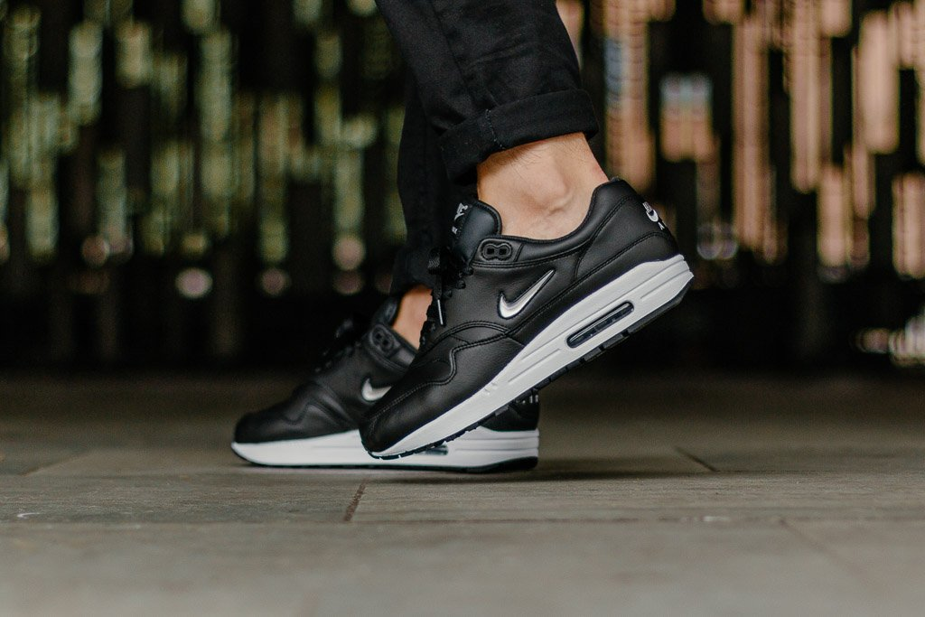 16309c7c3051 ... low cost nike air max 1 premium sc jewel 918354 001 running 03bcc 25b12