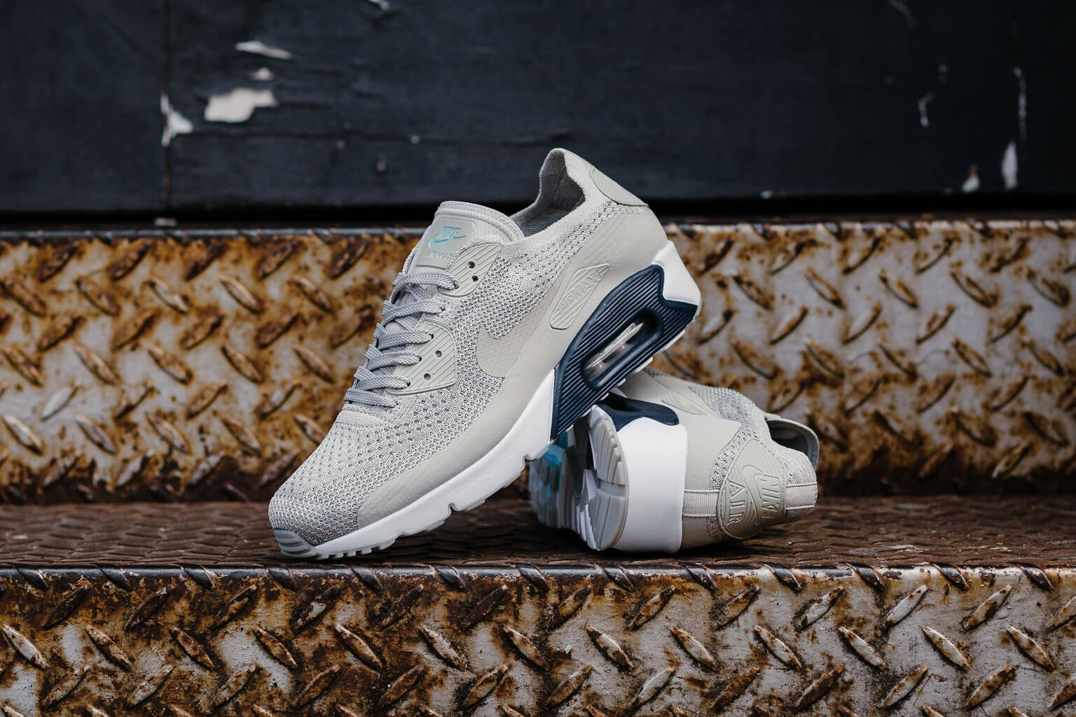 outlet store b3063 33879 ... Nike Air Max 90 Ultra 2.0 Flyknit 875943-006, Running, Nike -  SOLEHEAVEN ...