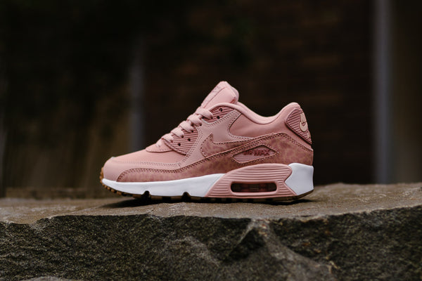 Nike Air Max 90 Leather SE GS 897987-601