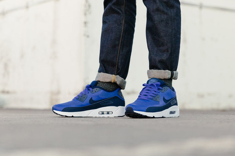 Nike Air Max 90 Ultra 2.0 Essential 875695-400 - soleheaven digital - 2