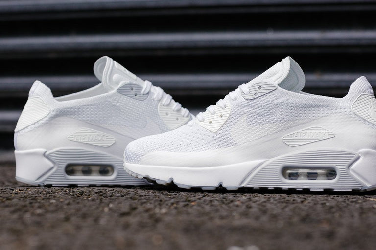 Nike Air Max 90 Ultra 2.0 Flyknit 875943-101