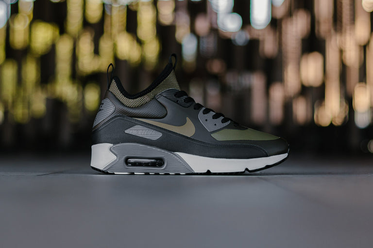 Nike Air Max 90 Ultra Mid Winter 924458-300, Running, Nike - SOLEHEAVEN
