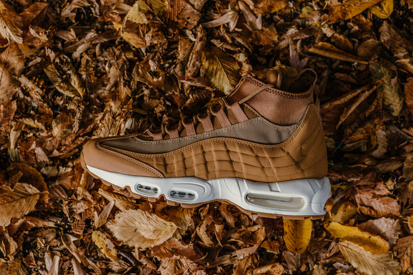 Nike Air Max 95 Sneakerboot 806809-201, Running, Nike - SOLEHEAVEN