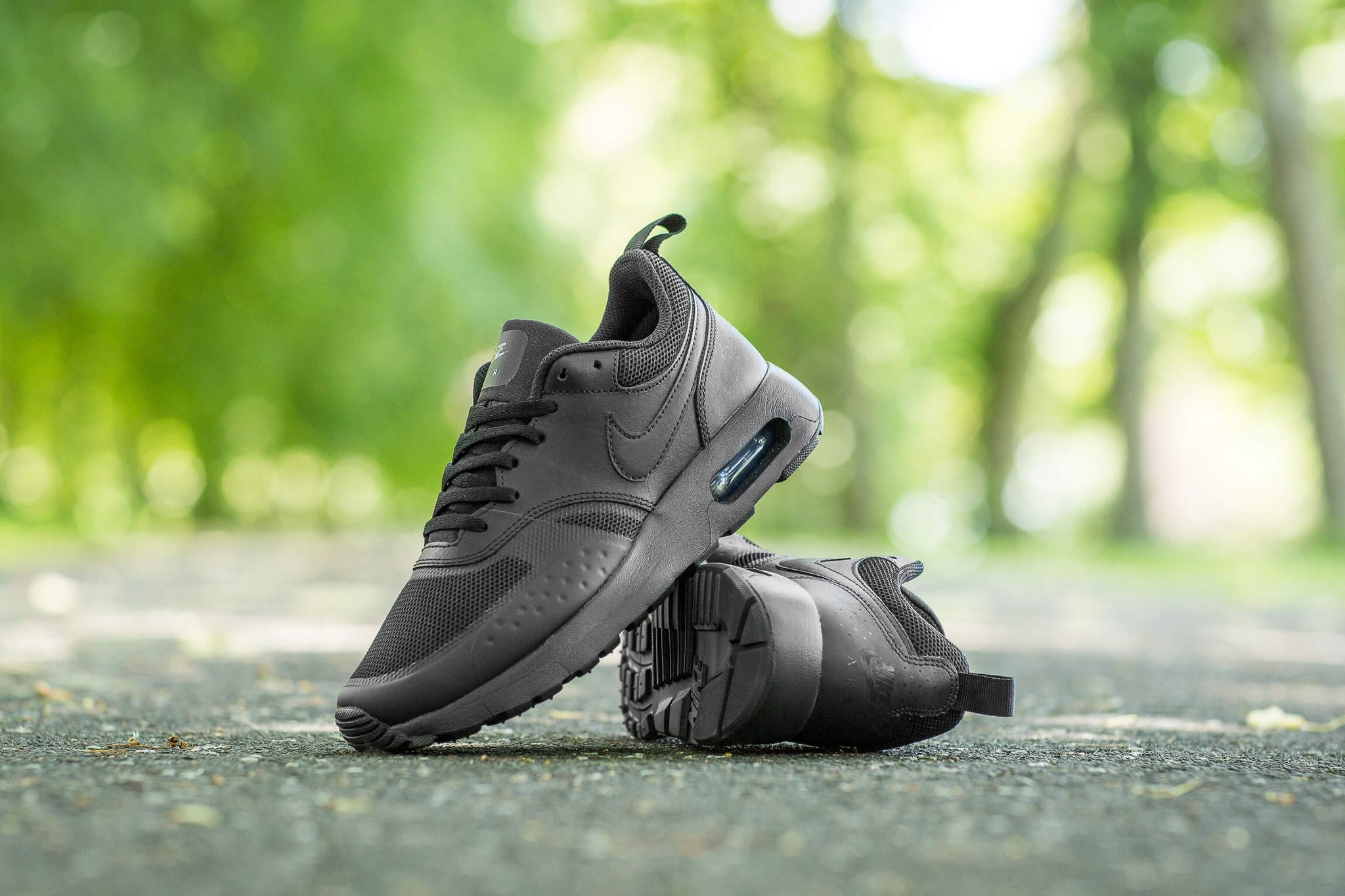 ... switzerland nike air max vision black black sequoia nike air max vision  junior 917857 003 bd995 2cbea1636