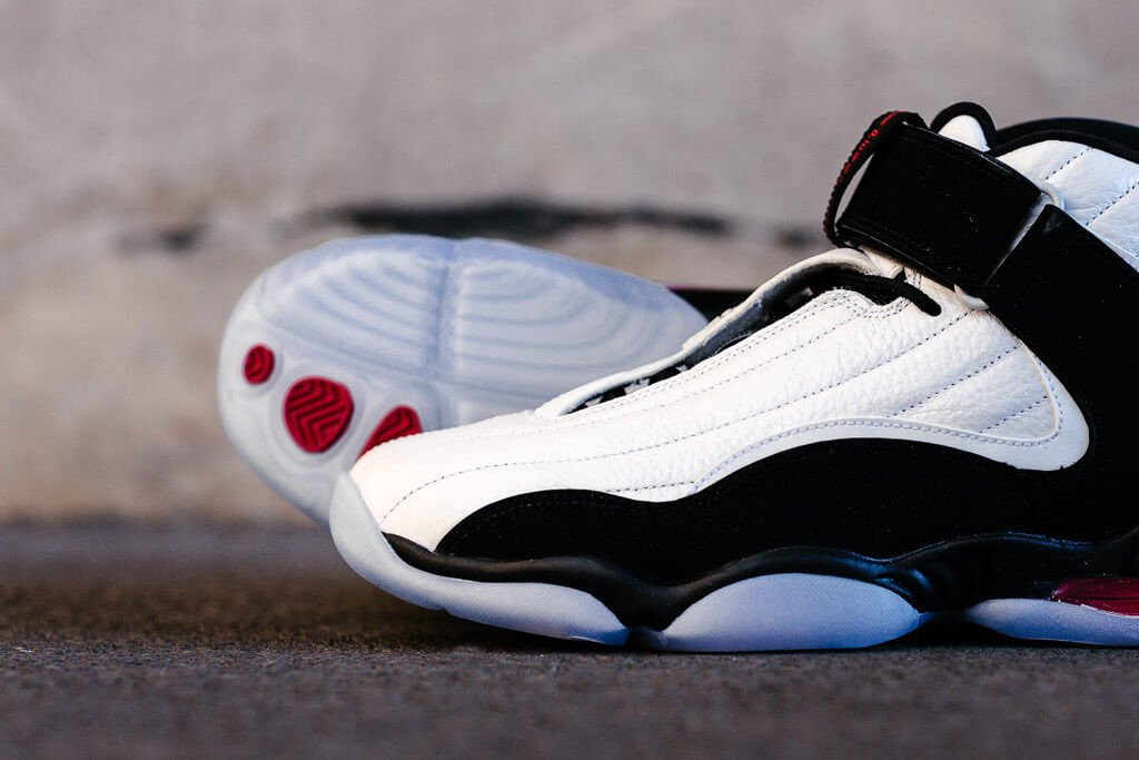 Nike Air Penny IV 'True Red' 864018-101
