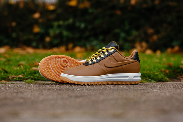 Nike Lunar Force 1 Low Duckboot AA1125-200, Basketball, Nike - SOLEHEAVEN