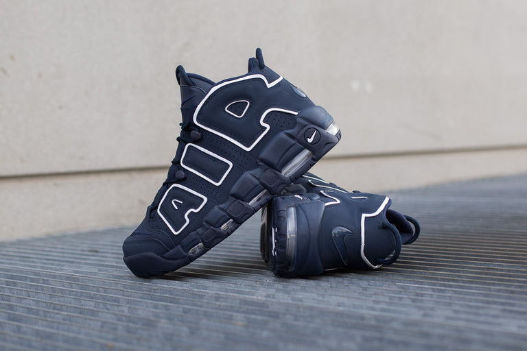 19d72bb887a540 Nike Air More Uptempo 96 Obsidian 921948-400