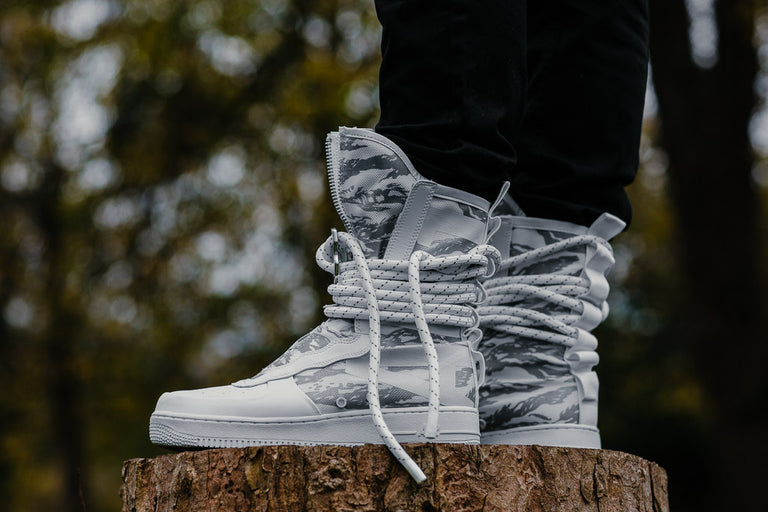 Nike SF Air Force 1 Hi Premium 'Urban Freak' AA1130-100, Basketball, Nike - SOLEHEAVEN
