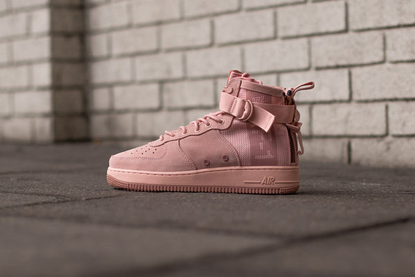Nike SF Air Force 1 Mid Suede AJ9502-600