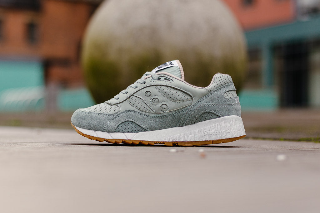 saucony shadow 6000 grey red