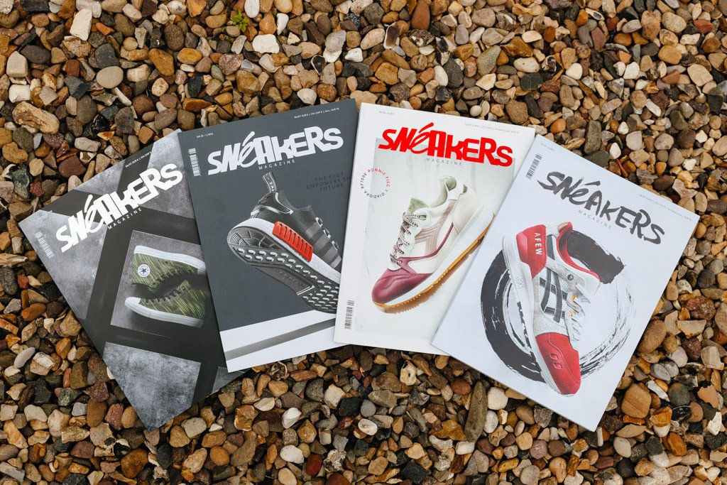 Sneakers Magazine Back Issue Bundle - soleheaven digital - 1