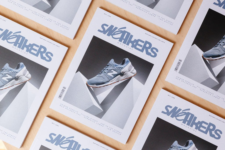 Sneakers Magazine Issue 31, Magazine, Sneakers Magazine - SOLEHEAVEN