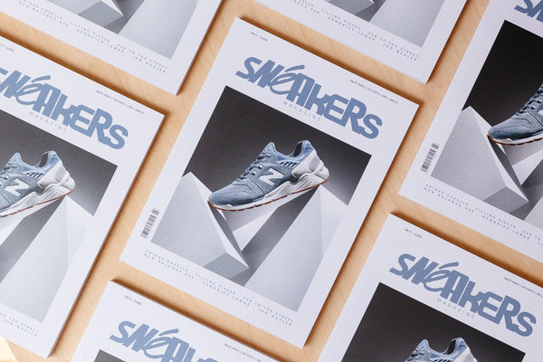 Sneakers Magazine Issue 31 - soleheaven digital - 1