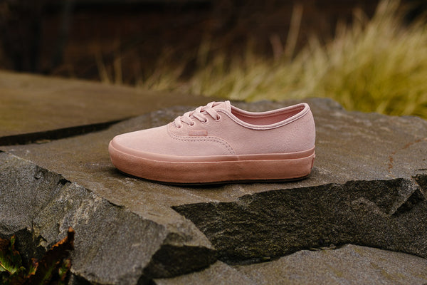 Vans Authentic Platform 'Suede Outsole' VA3AV8QB2