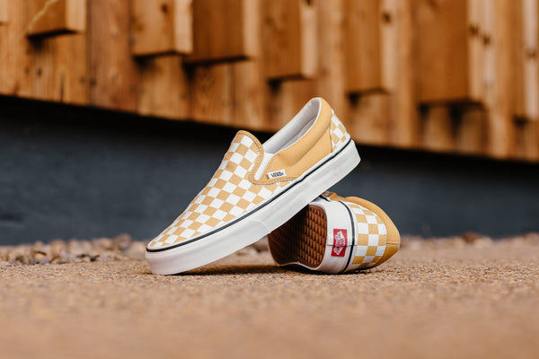Vans Checkerboard Classic Slip-On VA38F7QCP