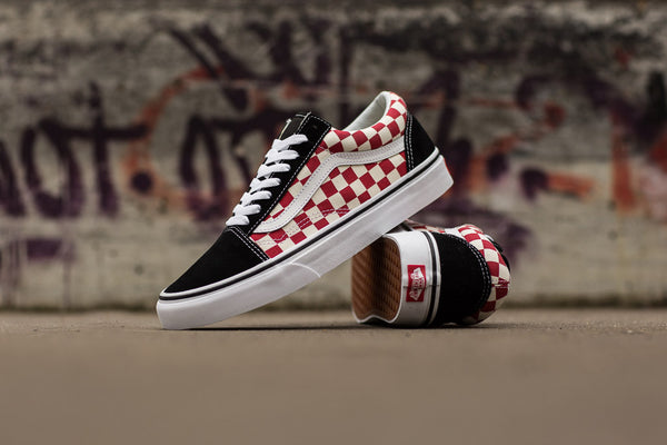 Vans Old Skool Checkerboard VA38G135U