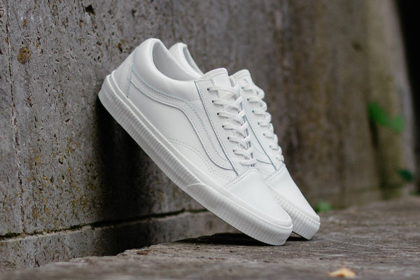 Vans Old Skool Leather WMNS VA38G1ODY, Skate, Vans - SOLEHEAVEN