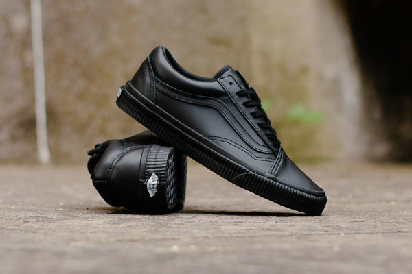 Vans Old Skool Leather WMNS VA38G1ODX, Skate, Vans - SOLEHEAVEN