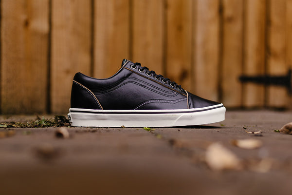 Vans Old Skool Leather Premium VA38G1OE6, Skate, Vans - SOLEHEAVEN