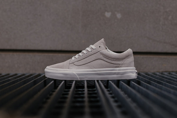 Vans Old Skool Pinked Suede VA38G1QE3