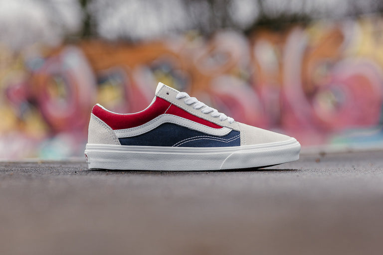 vans old skool retro block