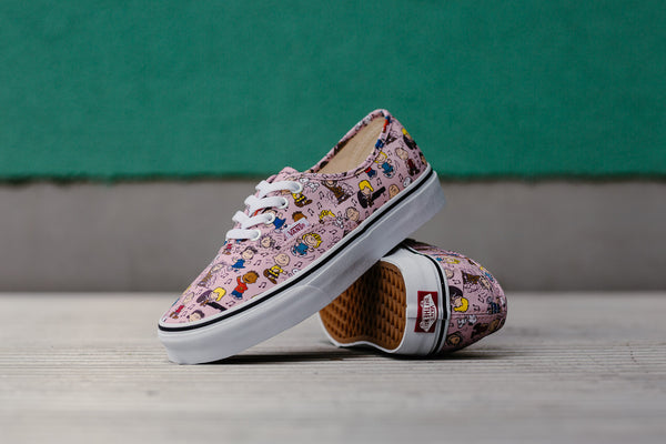 Vans x Peanuts Authentic 'Dance Party' WMNS VA38EMQQ3, Skate, Vans - SOLEHEAVEN