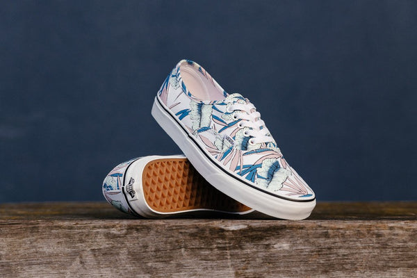 Vans Authentic 'Tropical Leaves' VA38EMMQN - soleheaven digital - 1