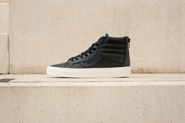 Vans Sk8-Hi Reissue Zip Leather VA33T9KVJ