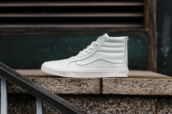 Vans Sk8-Hi Slim Zip Leather VA38GRMRI