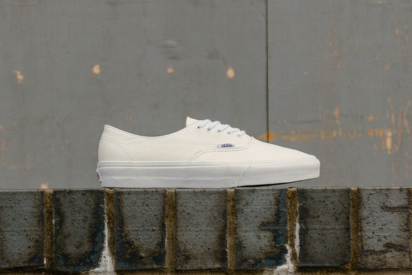 Vans Authentic Decon Premium Leather V18CEWB