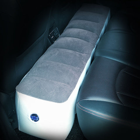 Inflatable Car Travel Mattress