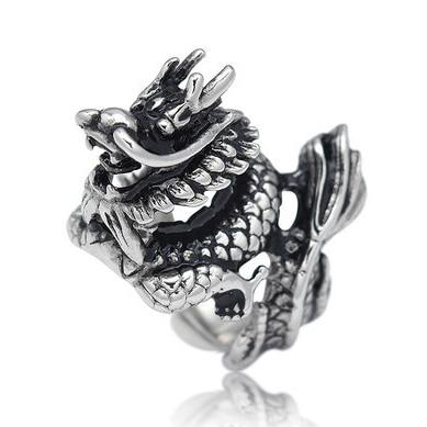Free Bearded Dragon Ring