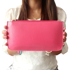 Fran Duo Tone Wristlet Purse | FREE For A Limited Time