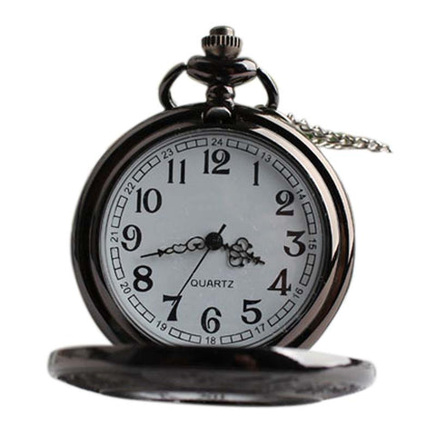 Classic Quartz Pocket Watch