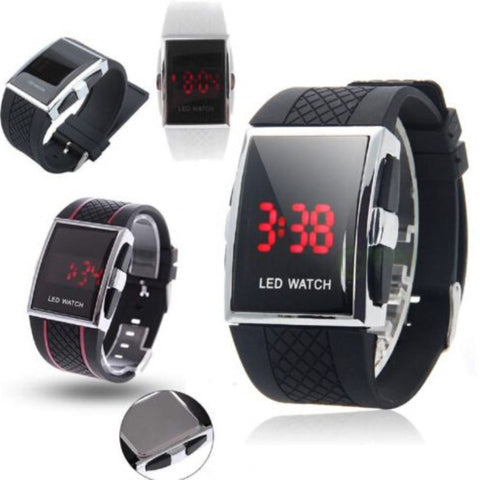 Led Modern Digital Watch