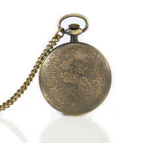 The Wanderer Pocket Watch