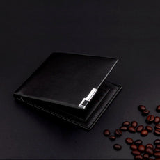 Black Slim Wallet | FREE For A Limited Time
