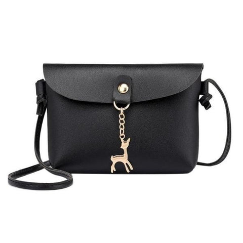 Exclusive Deer Flap Bag