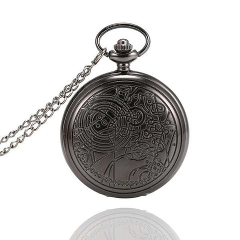 Chrono Coordinate Pocket Watch