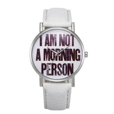 I am not a morning Person | FREE For A Limited Time
