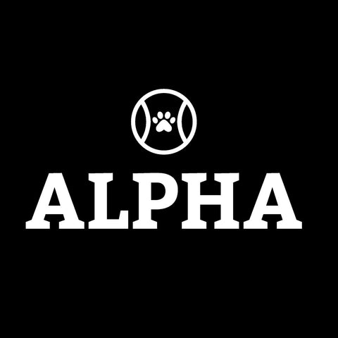 Puppy Pride 'Alpha' T-Shirt